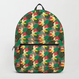 Tropical Bananatoos Backpack