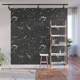 Colorful Ink Splatter 0013 Wall Mural