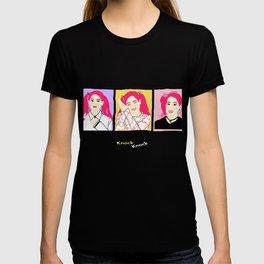 Knock Knock! Dahyun Version T-shirt