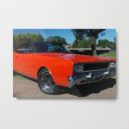 1976 Argentinian Model Only MOPAR GTX Metal Print