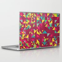chaos Laptop & iPad Skins featuring Chaos by Arcturus