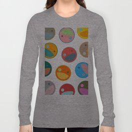 Utterly quackers  Long Sleeve T-shirt