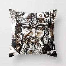 Gimli Throw Pillow
