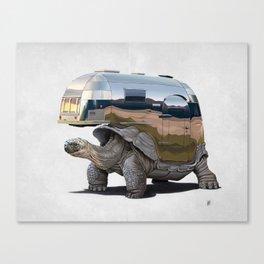 Pimp My Ride (Wordless) Canvas Print