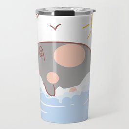 Fatwharl Travel Mug