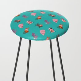 Animals Revenge Counter Stool