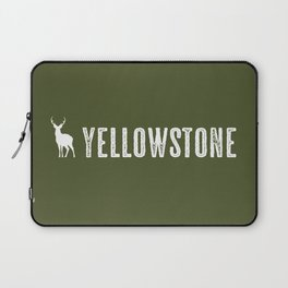 Deer: Yellowstone Laptop Sleeve