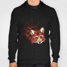 Plaid Fox Hoody