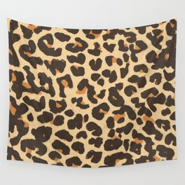 Just Leopard Wall Tapestry