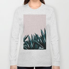 Pastel agave Long Sleeve T-shirt