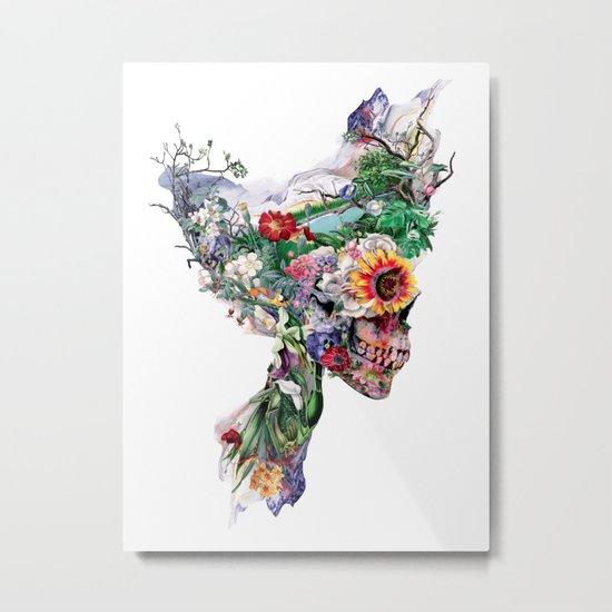 Don't Kill The Nature Metal Print