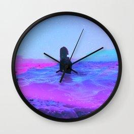 LOST DREAMS Wall Clock