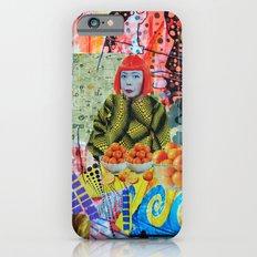 Yayoi Kusama iPhone 6s Slim Case