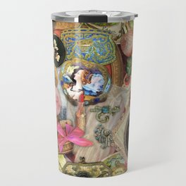 Vintage Vanity Travel Mug