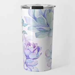 Wonderful Succulents 2 Travel Mug