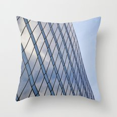 433 Reflections 2 Throw Pillow