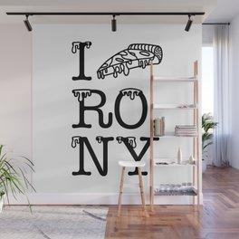 I RO NY Wall Mural