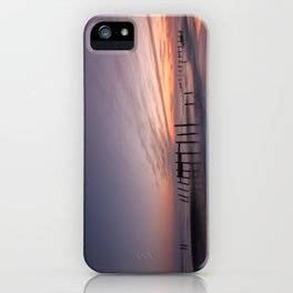 Early Mornings iPhone Case