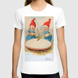 """""""The Pudding Bowl"""" by Jenny Nystrom T-shirt"""