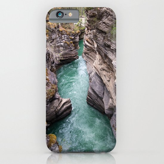 Nature's veins iPhone & iPod Case