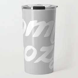 comfy cozy Travel Mug