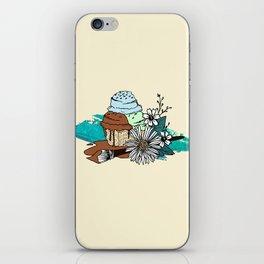 La glace iPhone Skin