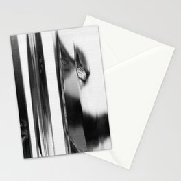blurred cat  Stationery Cards