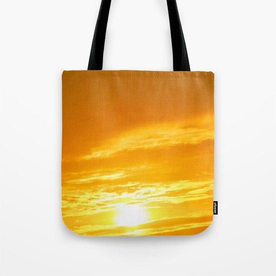 Μy Νeighborhood Sunset Tote Bag