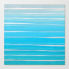 Seashore Colors Canvas Print