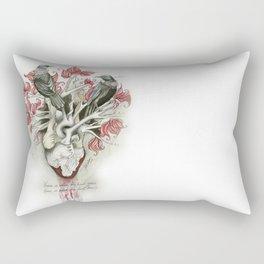 My Home Rectangular Pillow