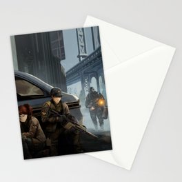 The Division Stationery Cards