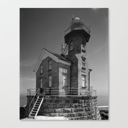 Stratford Shoal Lighthouse Canvas Print