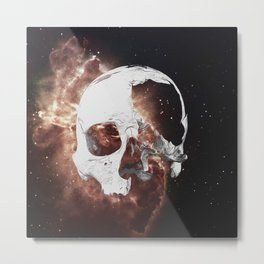 but soon we'll see thee light Metal Print