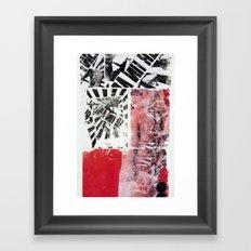 JUST GIRL Framed Art Print