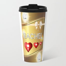 Rachel 01 Travel Mug