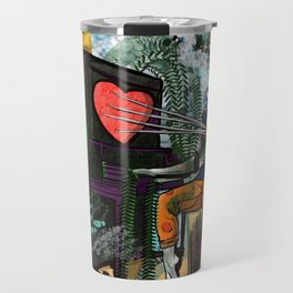 Piano Man Travel Mug