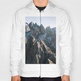 Dolomites Mountains - Landscape Photography Hoody