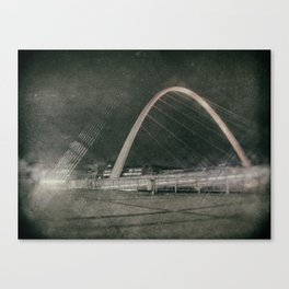 Millennium Bridge Canvas Print