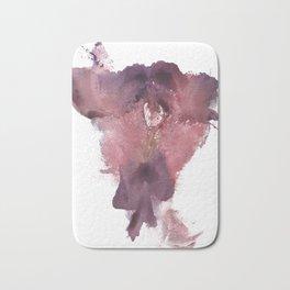 Verronica's Vulva Print No.3 Bath Mat