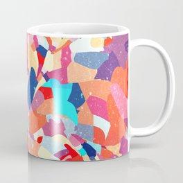 Mosaic Floor #illustration #abstract Coffee Mug