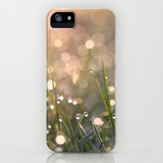 Oh, had I a golden thread... Slim Case iPhone (5, 5s)