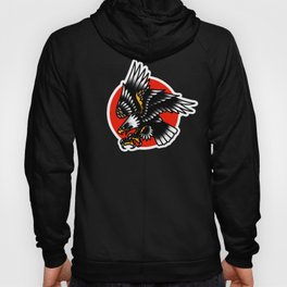 American traditional eagle Hoody
