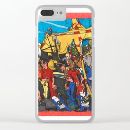 The Midway - Calgary Stampede Clear iPhone Case