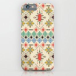 mayan iPhone Case