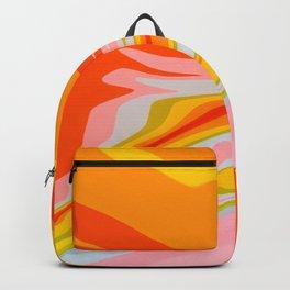 Liquid Marble Gobstopper. Backpack