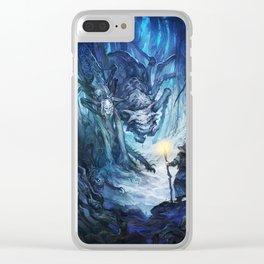 gandalf Clear iPhone Case
