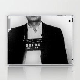 Johnny Cash Mug Shot Country Music Fan Mugshot Laptop & iPad Skin