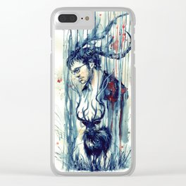 Will Graham Clear iPhone Case