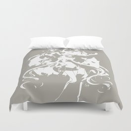 Sailor Scouts Duvet Cover