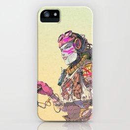 B.E.L.E iPhone Case